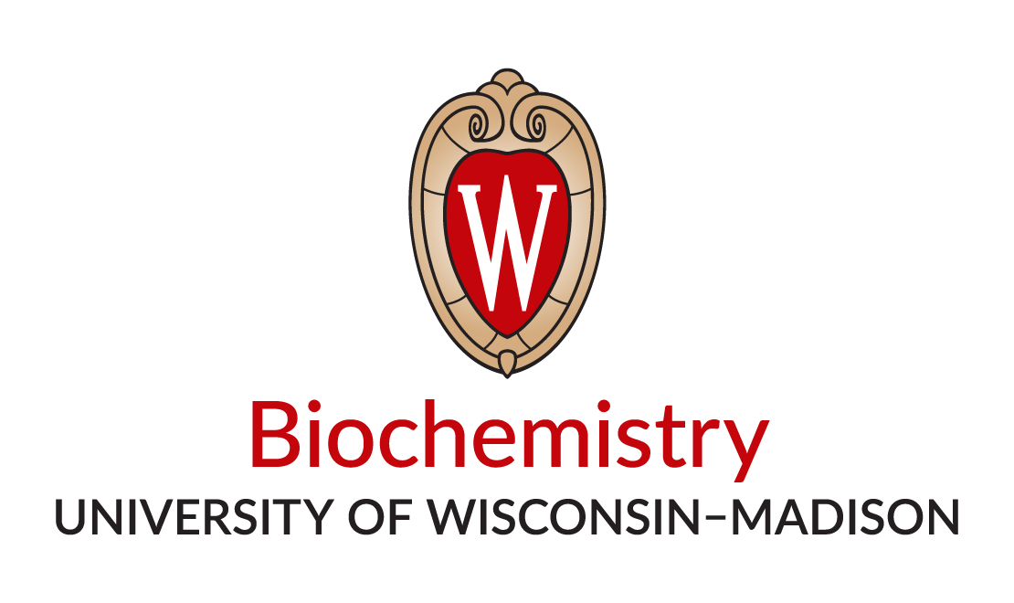 Image result for university of wisconsin biochemistry department logo