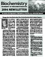 2006 Newsletter Cover