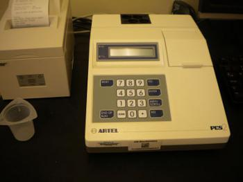 Picture of Artel Pipette Calibration System