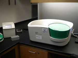 Picture of Bio-Rad Digital Droplet PCR System
