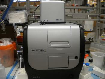 Picture of BioTek Cytation CYT5M Plate Reader and Washer