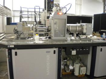 Picture of Small Angle X-Ray Scattering Instrument
