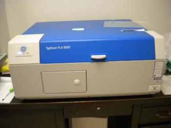 Picture of GE Typhoon FLA 9000 Gel Imaging Scanner
