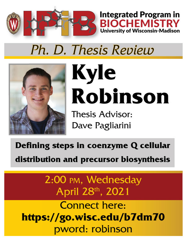 Poster for Kyle Robinson Thesis Review