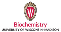 Official logo of UW-Madison Department of Biochemistry