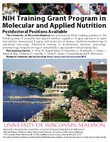 Photo of NIH training poster