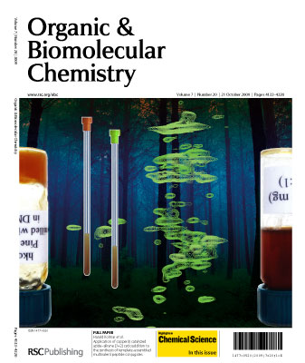 Photo of Organic&Biomolecular Chemistry