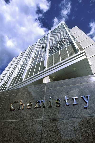 Photo of the Chemistry Building