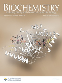 Image of 2013 Biochemistry cover