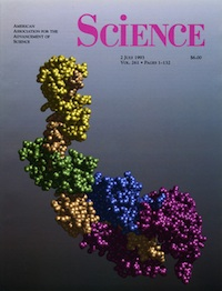 Image of 1993 Science Cover