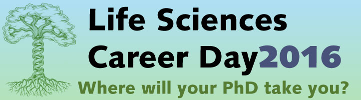 Life Sciences Career Day 2016 logo
