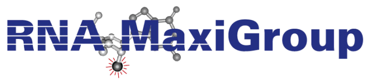 UW-Madison Department of Biochemistry RNA MaxiGroup logo