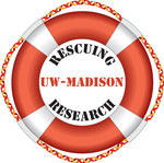 Rescuing Biomedical Research logo