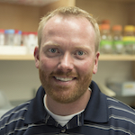 Photo of Mark Meyer, UW–Madison Department of Biochemistry associate scientist and first author on the study