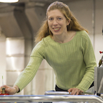 Photo of biochemistry associate professor Katherine Henzler-Wildman