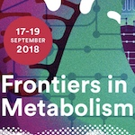 Logo for Frontiers in Metabolism meeting