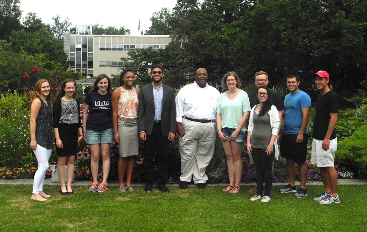 Squire Booker's lab group at Penn State