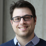 Biochemistry assistant professor and Morgridge investigator Jason Cantor