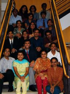 Photo of 2010 Khorana Scholars