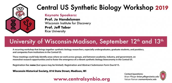 Event - Synthetic Biology Workshop - 2019-09-13