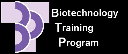 Logo - Biotechnology Training Program