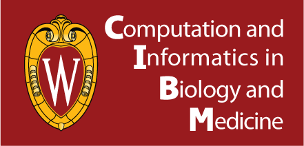 Logo - Computation and Informatics in Biology and Medicine (CIBM)