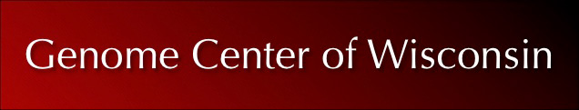 Logo - Genome Center of Wisconsin