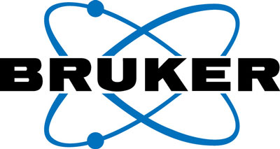 Logo for Bruker instruments